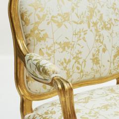 French Rococo furniture set ca 1860 - 962689
