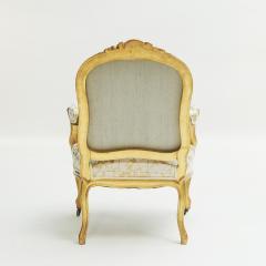 French Rococo furniture set ca 1860 - 962694