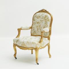 French Rococo furniture set ca 1860 - 962695