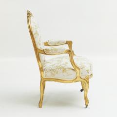French Rococo furniture set ca 1860 - 962696
