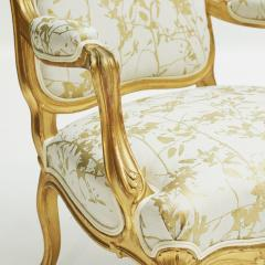 French Rococo furniture set ca 1860 - 962698