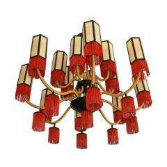 French Suspension Lamps - 507799