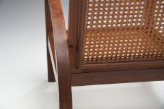 French Teak Armchairs France 1950s - 1801748