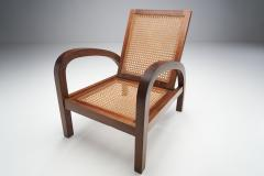 French Teak Armchairs France 1950s - 1801752
