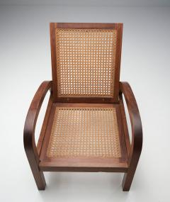 French Teak Armchairs France 1950s - 1801753
