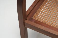 French Teak Armchairs France 1950s - 1801756