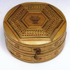 French Trinket Box circa 1780 1790 - 920577
