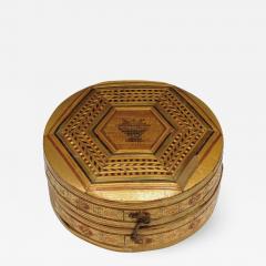 French Trinket Box circa 1780 1790 - 920979