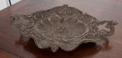 French Vintage Decorative Brass Vide Poche - 1367114