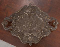 French Vintage Decorative Brass Vide Poche - 1367121