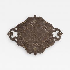 French Vintage Decorative Brass Vide Poche - 1367533