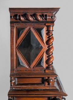 French Walnut Cabinet - 296993