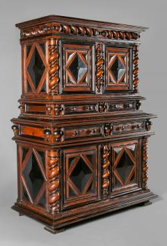 French Walnut Cabinet - 296994