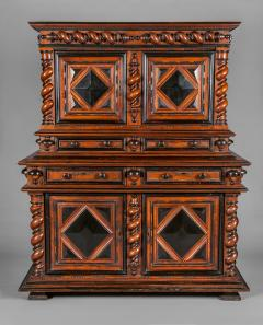 French Walnut Cabinet - 296995