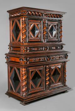 French Walnut Cabinet - 296996