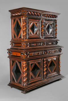 French Walnut Cabinet - 296997