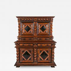 French Walnut Cabinet - 297436