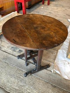 French Wine Tasting Table 18th Century - 1040160