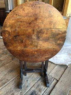 French Wine Tasting Table 18th Century - 1040165