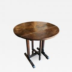 French Wine Tasting Table 18th Century - 1040194