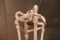 French Wooden Lantern - 1466852