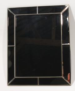 French hollywood Regency brass Mirror venetian style 1970s - 983516