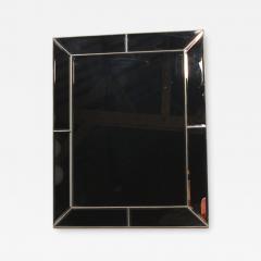French hollywood Regency brass Mirror venetian style 1970s - 986516
