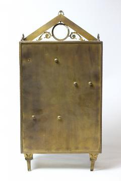 French ormolu jewelry box c 1880 France - 1653618