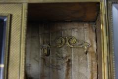 French ormolu jewelry box c 1880 France - 1653622