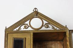 French ormolu jewelry box c 1880 France - 1653623