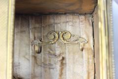 French ormolu jewelry box c 1880 France - 1653638