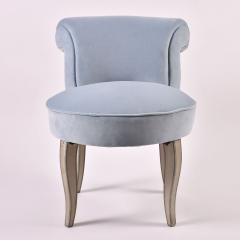 French vintage dressing table chair - 990090