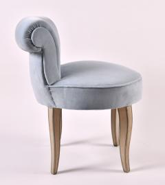 French vintage dressing table chair - 990091