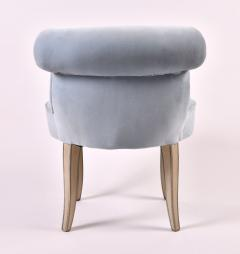 French vintage dressing table chair - 990092