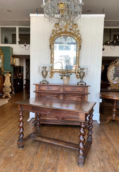 French walnut Writing Table Circa 1800 - 1642486