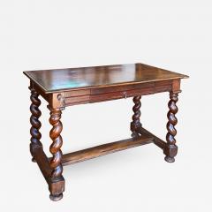 French walnut Writing Table Circa 1800 - 1642880