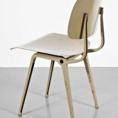 Friso Kramer 1953s Rare Friso Kramer Revolt Chair - 824234