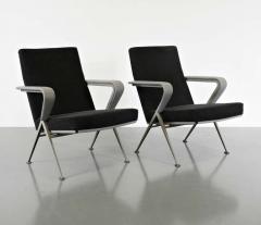 Friso Kramer 1967 Friso Kramer Repose Lounge Chair - 823975