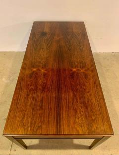 Frits Henningsen 1960s Rosewood Frits Henningsen Danish Coffee Table - 1687439