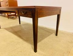 Frits Henningsen 1960s Rosewood Frits Henningsen Danish Coffee Table - 1687440