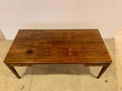 Frits Henningsen 1960s Rosewood Frits Henningsen Danish Coffee Table - 1687442