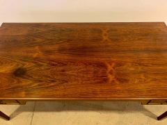 Frits Henningsen 1960s Rosewood Frits Henningsen Danish Coffee Table - 1687443