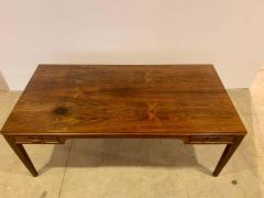Frits Henningsen 1960s Rosewood Frits Henningsen Danish Coffee Table - 1687445