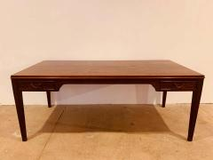 Frits Henningsen 1960s Rosewood Frits Henningsen Danish Coffee Table - 1687447