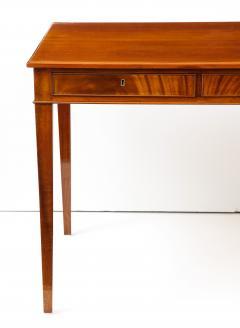 Frits Henningsen A Frits Henningsen Mahogany Writing Table Circa 1940s - 1209120