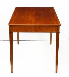 Frits Henningsen A Frits Henningsen Mahogany Writing Table Circa 1940s - 1209124
