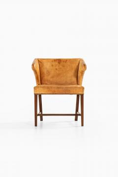 Frits Henningsen Armchairs Produced by Cabinetmaker Frits Henningsen - 1973438