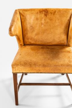 Frits Henningsen Armchairs Produced by Cabinetmaker Frits Henningsen - 1973439