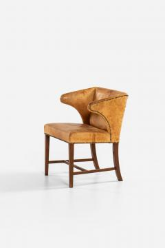 Frits Henningsen Armchairs Produced by Cabinetmaker Frits Henningsen - 1973440