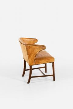 Frits Henningsen Armchairs Produced by Cabinetmaker Frits Henningsen - 1973442